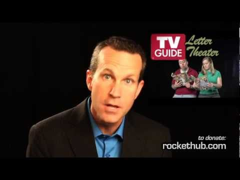 Jimmy Pardo PSA  TV Guide Letter Theater