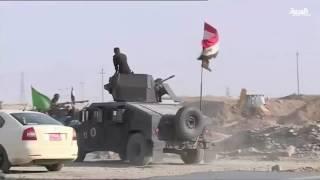 كاميرا العربية ترصد تقدم القوات الأمنية العراقية