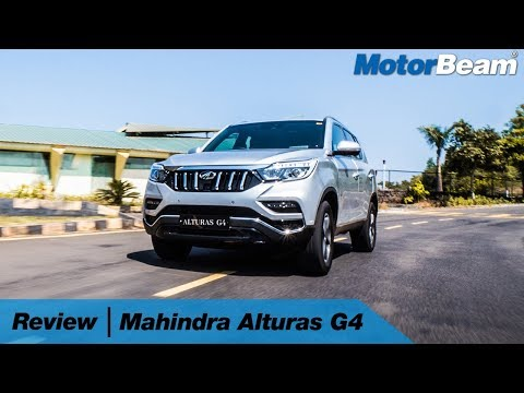 Mahindra Alturas G4 Review - Better Than Fortuner? | MotorBeam