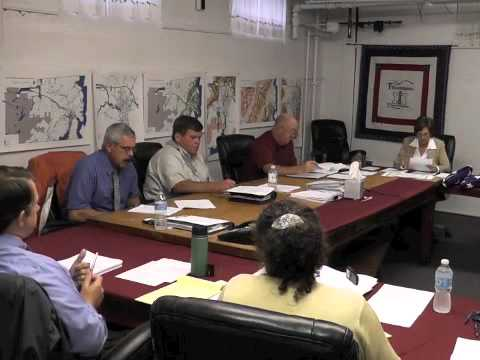 Ticonderoga Town Board Meeting  6-13-13