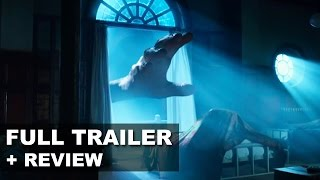 The BFG Teaser Trailer 2016 + Trailer Review - Beyond The Trailer