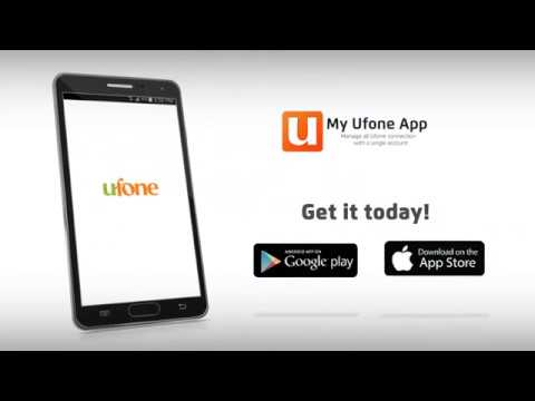 My Ufone - Apps on Google Play