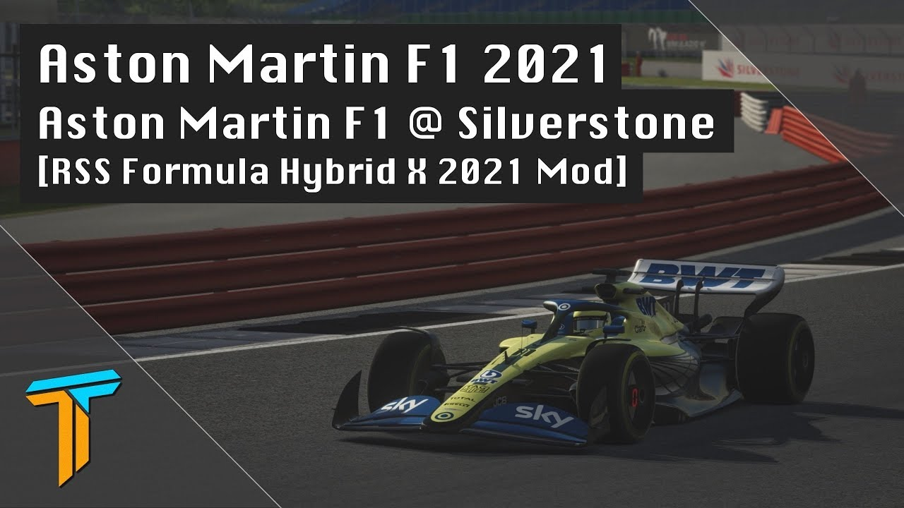 F1 Silverstone 2021