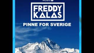 Freddy Kalas - Pinne for Sverige