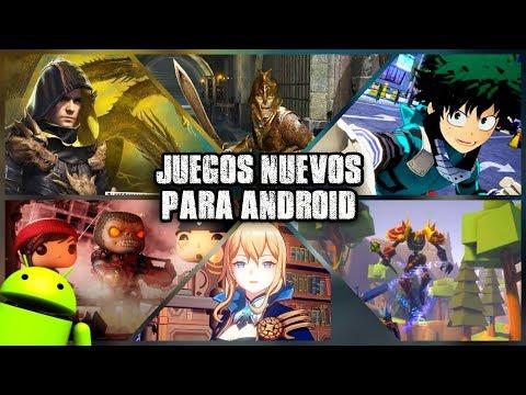 Juegos Móviles en La E3, Genshin Impact, COD Mobile, Hero Academia, Tegra Survival Noticias Android