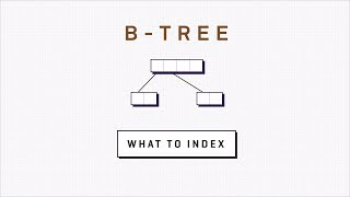 B-Tree Indexes