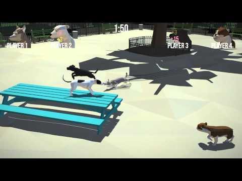 Dog Park Kickstarter Trailer