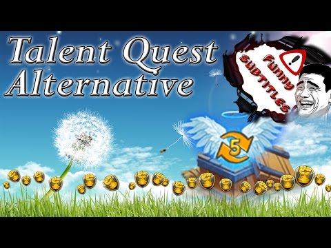 Castle Clash: Refresh A Hero Talent Quest Alternative | An Expensive Solution