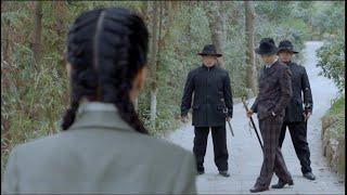 Female agent was ambushed on her way to obtain intelligence. ⚔️. Blade Dancer. #12
