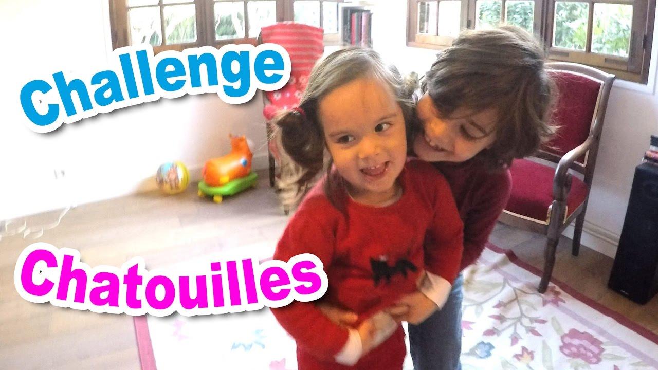 Video De Chatouille