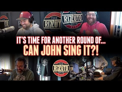 Can John Patrico Sing It? STL PAW PAW owns this round! [Rizzuto Show]