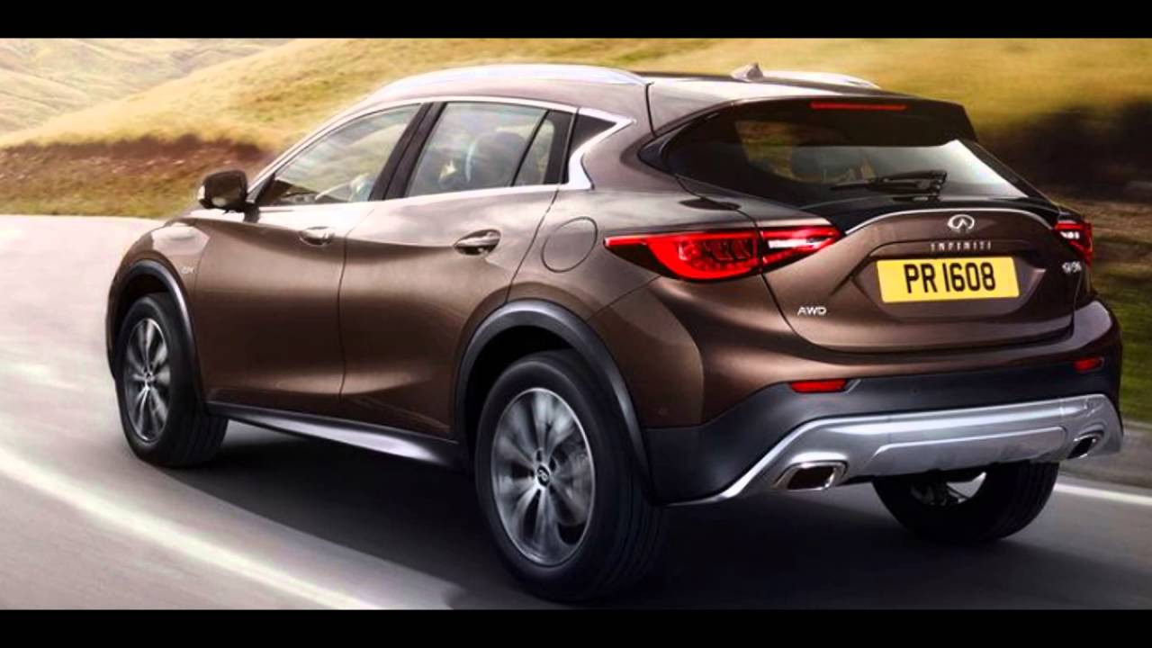 Infiniti Q30 2016 In-Depth Review - YouTube