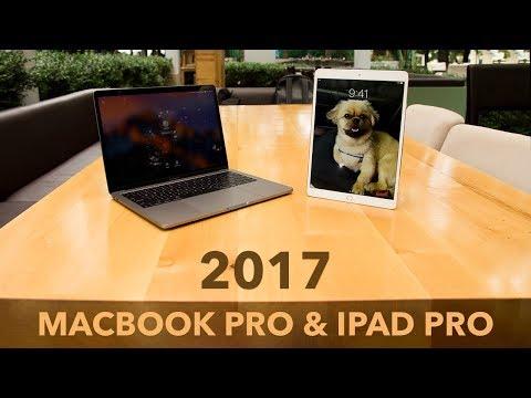 Apple update: Macbook Pro 13 & iPad 10.5 Pro 2017 (review română)