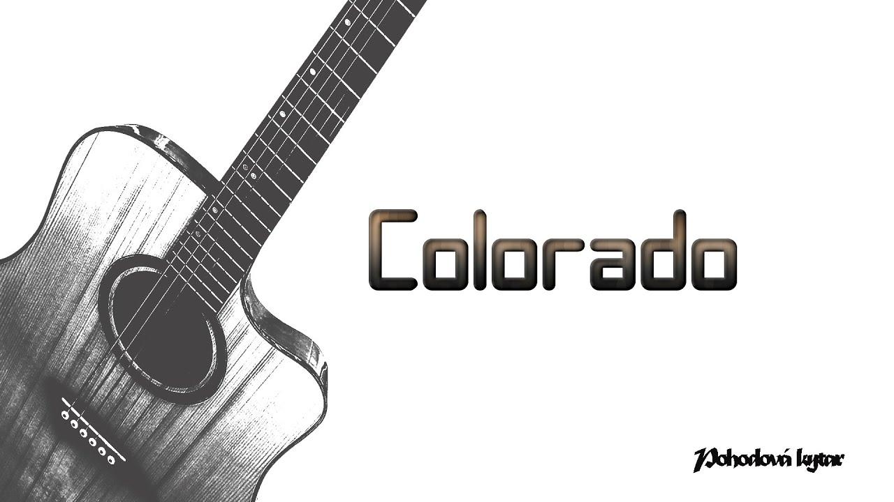 Pohodová kytara-Lehké písničky- Colorado + Akordy - YouTube 133aa09b580