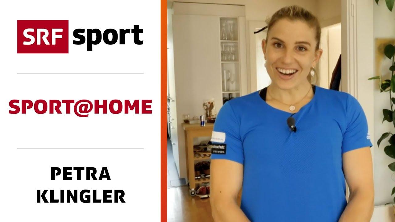 Gute Körperhaltung beim Homeoffice! Workout mit Petra Klingler - Sport@home - Folge 14