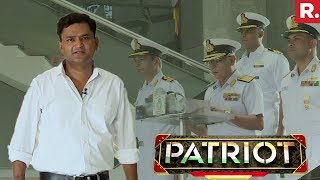 Major Gaurav Arya At Asia's Finest Naval Academy | Patriot With Indian Naval Academy