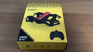 Helifar H802 - El mejor drone low cost - Español