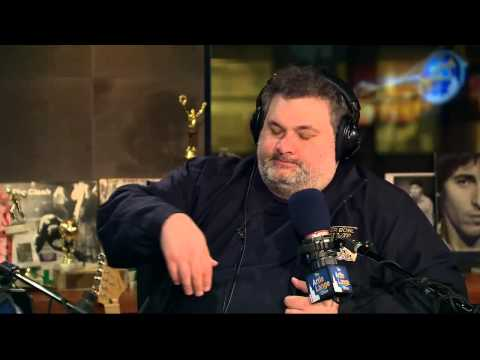 The Artie Lange   Al Sapienza Part 1  In The Studio