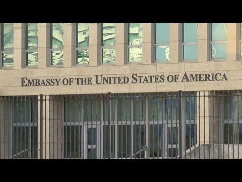 U.S. plans to withdraw diplomats from Cuba