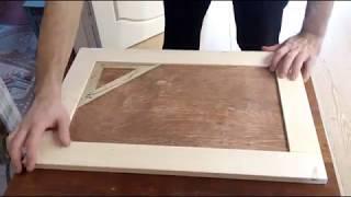 видео Фасад для кухни своими руками