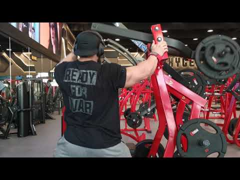 Back workout at Oxygen gym Abudhabi 2020-03-18