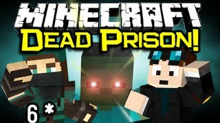Minecraft: DEAD PRISON - w/ TheDiamondMinecart Ep6 FINALE (Minecraft Survival Adventure Map)