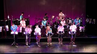 "Hawaii All Stars ""Honolulu City Light"" Pan Village Carnival 2012"