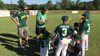 Little League Pregame Speech - Participation Trophies Suck!