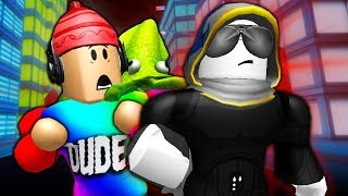 LE PATRON REVIENT ?! ( A Roblox Jailbreak Update Roleplay Story)