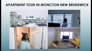 Apartment Tour in Moncton New …