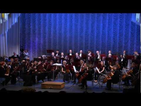 Симфония №1 Op.13. Вячеслав Редя. С. Рахманинов
