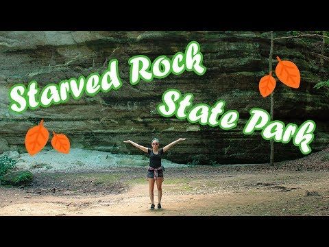 Starved Rock State Park | My FIRST camping trip!!