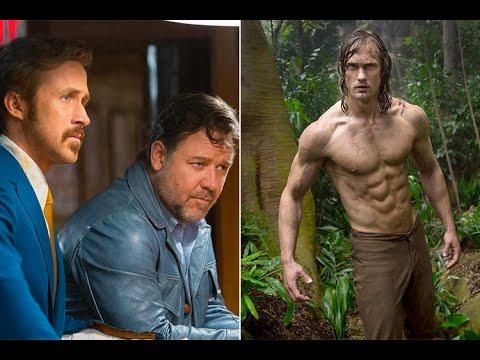 'A Lenda de Tarzan': cinema com testosterona