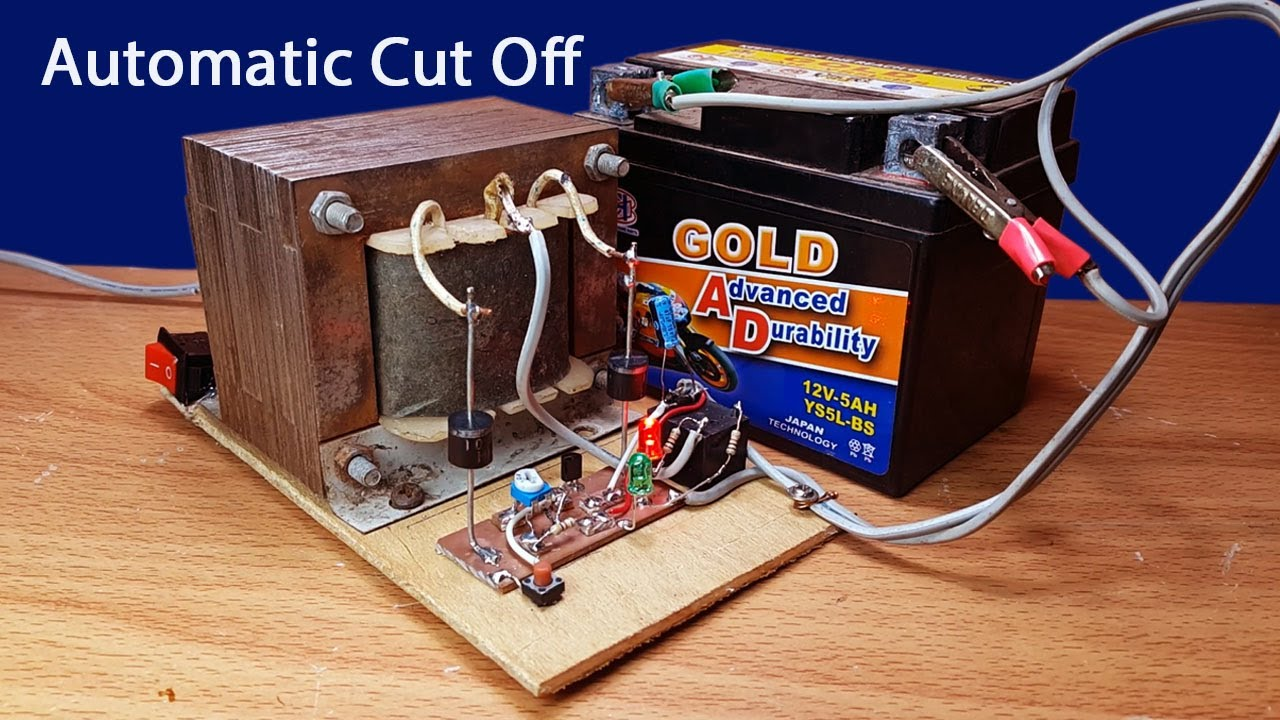 Auto Cut Off Circuit
