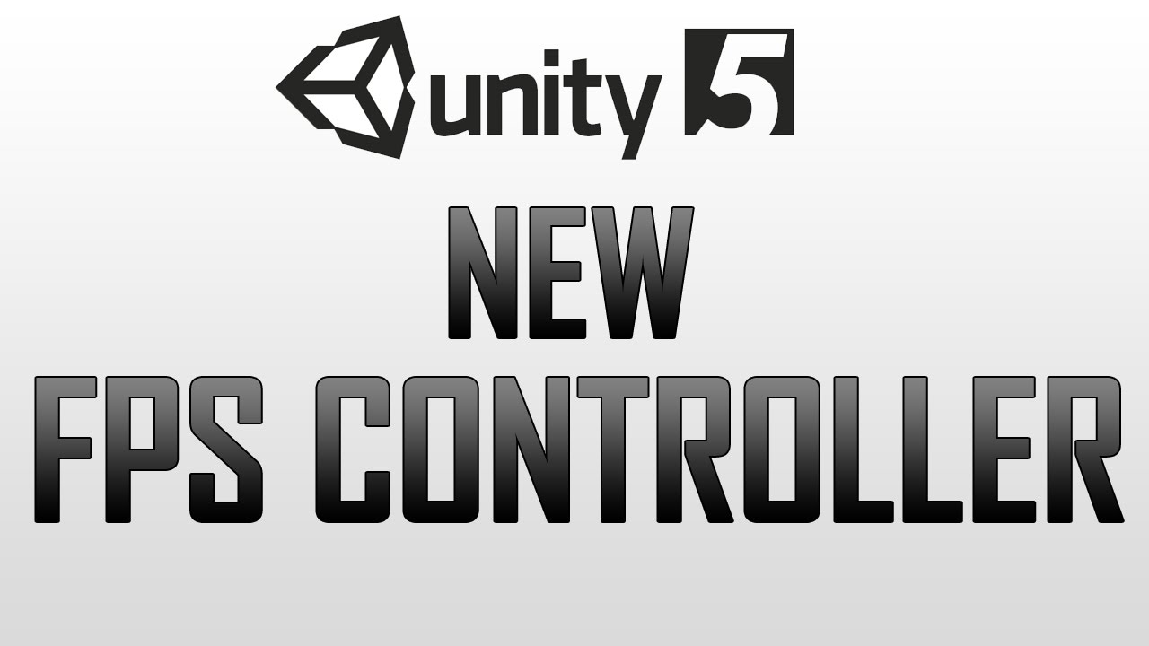 Using the new FPSController in Unity 5