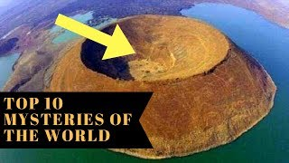 Top 10 Mysteries of the World | Strange Mysteries | Unsolved Mysteries