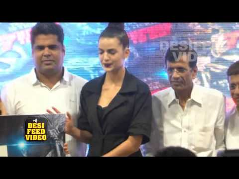 7 Hours To Go   Trailer Launch with Sandeepa Dhar, Natasa Stankovic, Abbas–Mustan & others