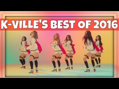 K-VILLE'S BEST K-POP SONGS OF 2016