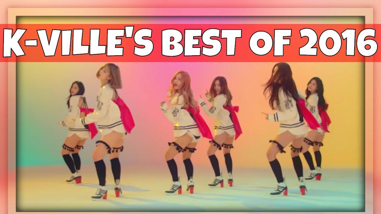 K-VILLE'S BEST K-POP SONGS OF 2016