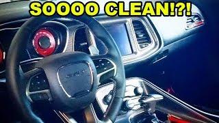 Rebuilding a Wrecked 2018 Widebody Challenger Hellcat Part 10