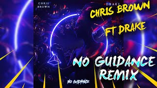 Chris Brown - No Guidance (Audio) ft. Drake (Rxwntree)