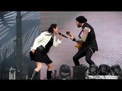 Within Temptation - Paradise (What About Us?) Live - Download Festival, Donington, UK, June 2014