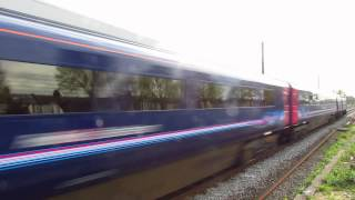Video 1293 GWR, West Ealing, Ealing Beoadway, 24 Apr 2014