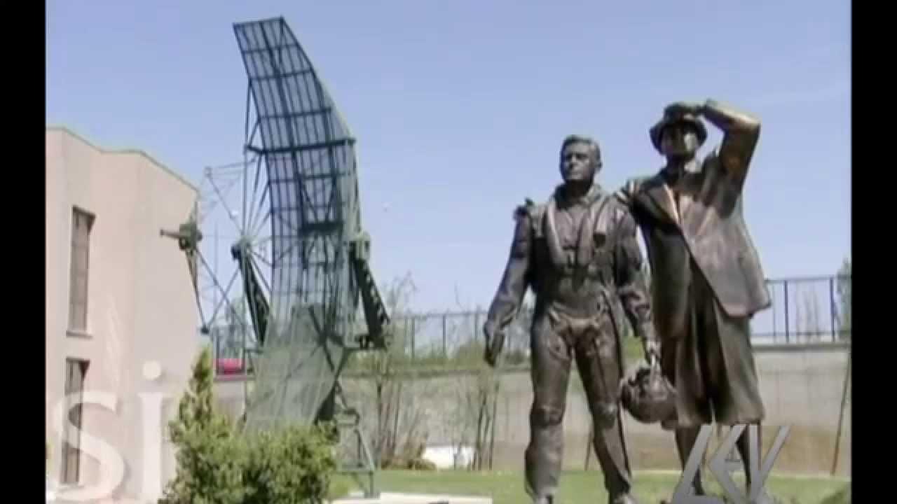 Hava Kuvvetleri Müzesi-Ankara - YouTube