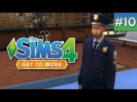 Sims 4 Indonesia - JADI POLISI !! - Momen Lucu Sims #10