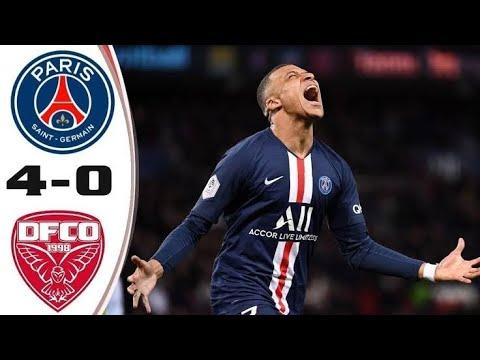 Download PSG vs Dijon 4-0 Resume   Paris Saint-Germain 4-0 Dijon Highlights   24/10/2020