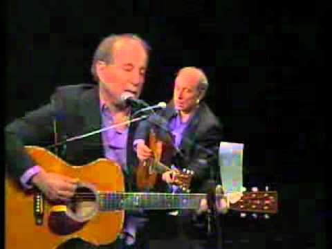 Paul Simon Slip Sliding Away Live 2007 Youtube