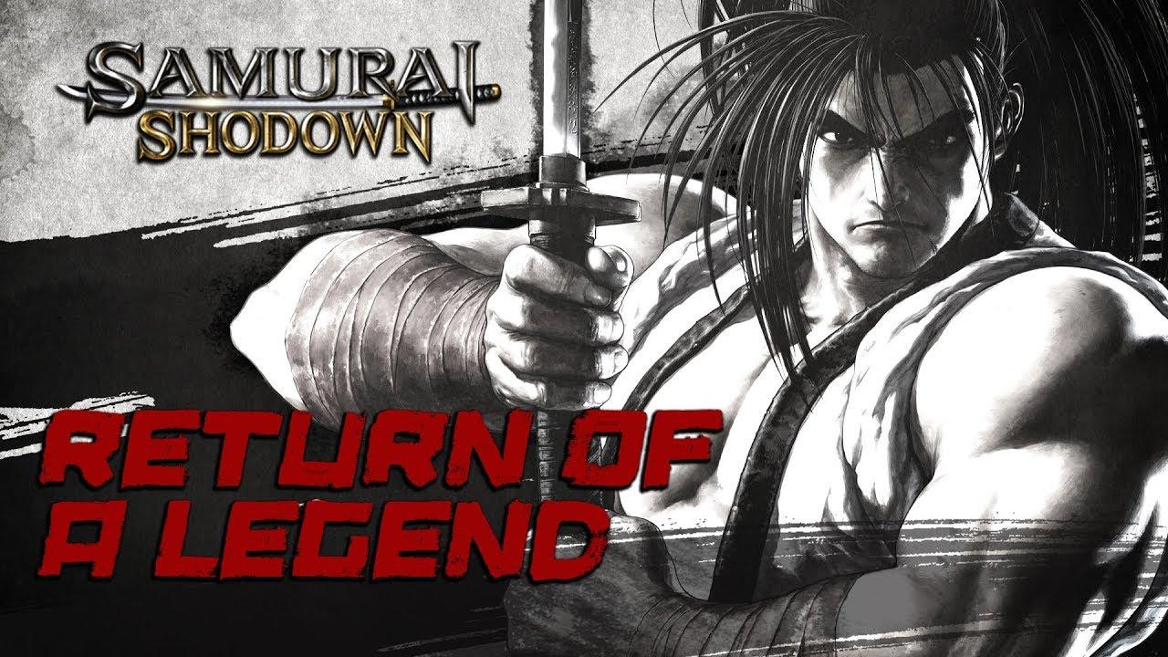 Samurai Shodown - Return of a Legend