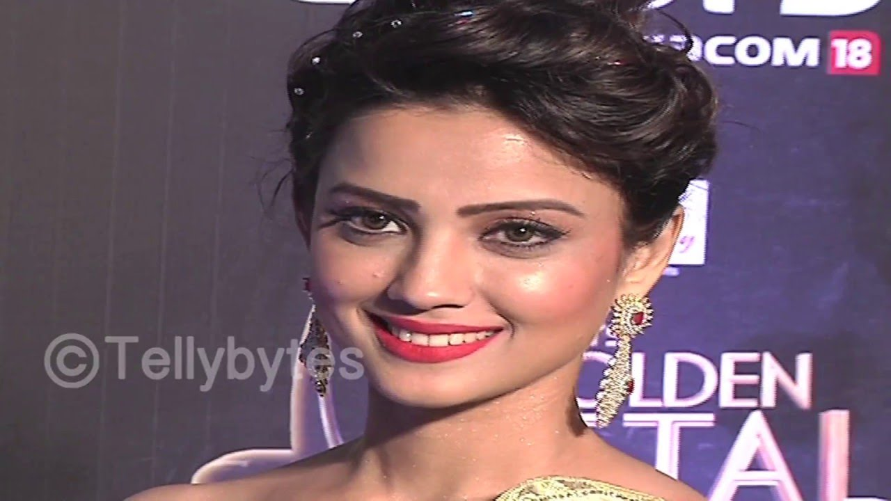 Adaa Khan At Golden Petal Awards