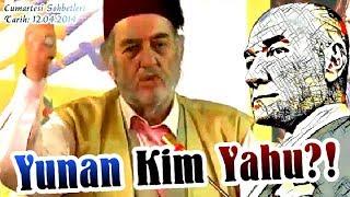 Yunan Kim Yahu?! - Kadir Mısıroğlu [BIKTIM BU İHÂNETİ ANLATMAKTAN]